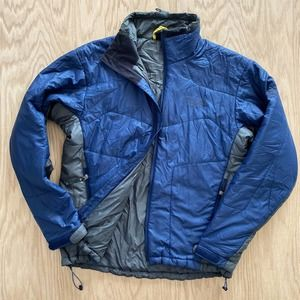 MOUNTAIN HARDWEAR Primaloft Nano Puff Zip Jacket L